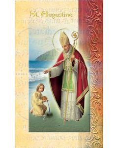 St. Augustine Mini Biography