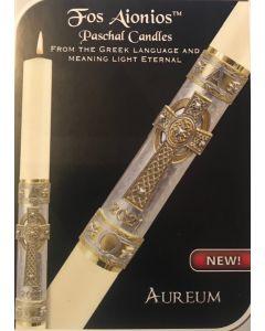 Aureum Paschal Candle
