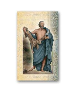 St. Bartholomew Mini Biography