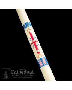 Paschal Candle Benedictine