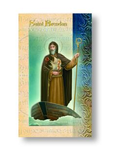St. Brendan Mini Biography
