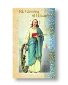 St. Catherine of Alexandria Mini Biography
