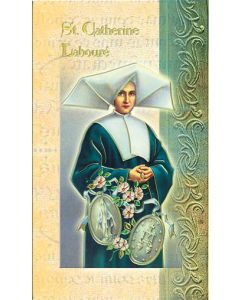 St. Catherine Laboure Mini Biography