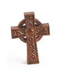 """Celtic Cross 4"""" Resin"""