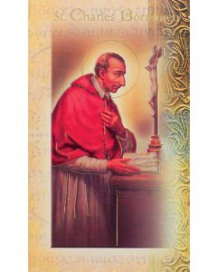 St. Charles Mini Biography