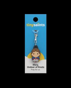 Mary Undoer of Knots Tiny Saint
