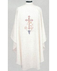 Chasuble Cross/Wheat/Grapes