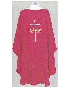 Chasuble Cross/Crown