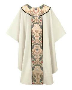 Chasuble Cream Tapestry