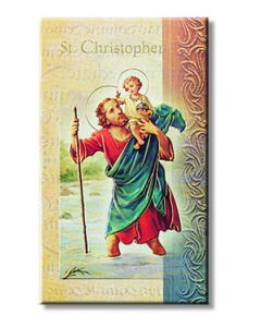 St. Christopher Mini Biography