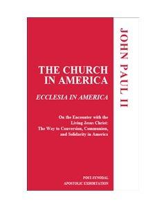 The Church in America (Ecclesia in America)