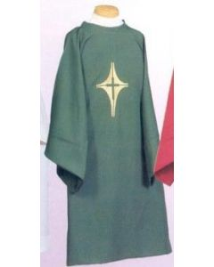 Dalmatic with Cross in Star