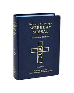 St. Joseph Weekday Missal Vol. II
