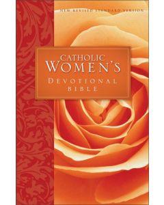 Catholic Women's Devotional Bible-NRSV