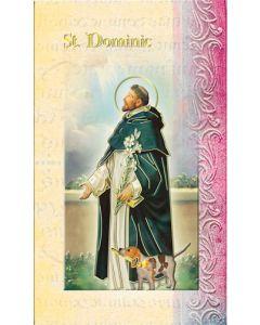 St. Dominic Mini Biography