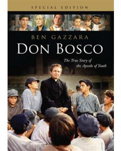 Don Bosco: The True Story of the Apostle of Youth DVD