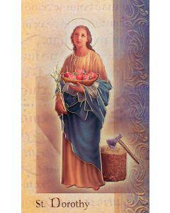 St. Dorothy Mini Biography