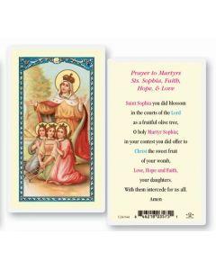 Prayer to St. Sophia