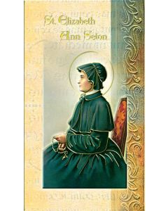 St. Elizabeth Seton Mini Biography