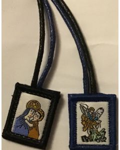 St Michael Scapular