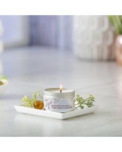 Sacred Amber Soy Candle