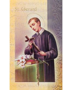St. Gerard Mini Biography