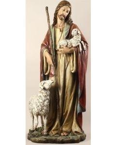 "Good Shepherd 36.5"" Statue"