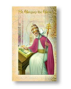 St. Gregory Mini Biography