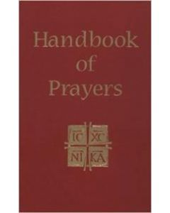 Handbook of Prayers: Student Edition