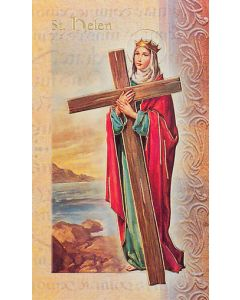 St. Helen Mini Biography