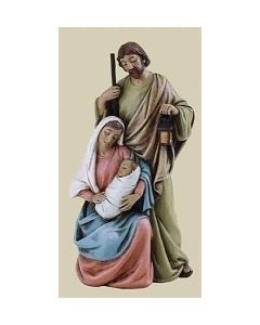 Holy Family 1pc statue