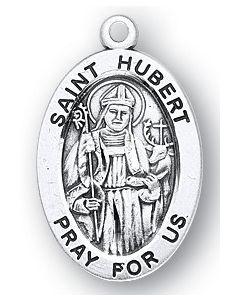 St. Hubert SS medal oval