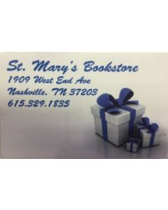 St. Mary's Bookstore Gift Card