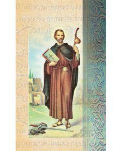 St. James Mini Biography