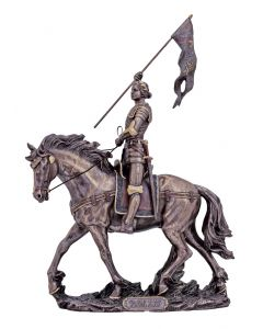 St. Joan of Arc statue 11""