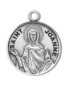 St. Joanne SS medal round