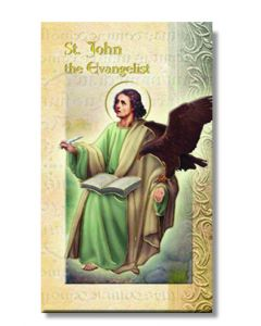St. John the Evangelist Mini Biography