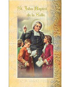 St. John de la Salle Mini Biography