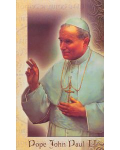 Pope John Paul II Mini Biography
