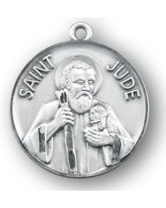 St. Jude SS medal round