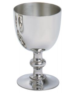 """Chalice Pewter 4 7/8""""H"""