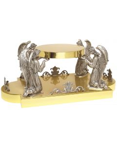 Thabor with Four Angels