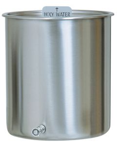 Stainless Steel Holy Water Tanks