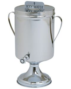 Holy Water Urn with Handles