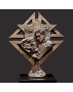 Knights of Columbus Sculpture