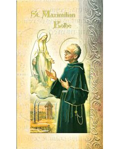 St. Maximilian Kolbe Mini Biography