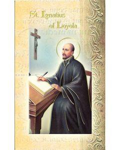 St. Ignatius of Loyola Mini Biography