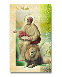 St. Mark Evangelist Mini Biography