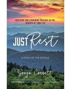 Just Rest Receiving God's Renewing Presence in the Deserts of Your Life