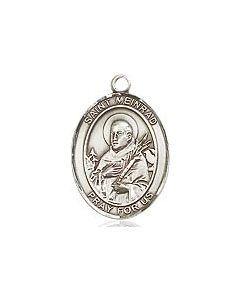 """St. Meinrad of Einsideln SS 18"""" chain"""